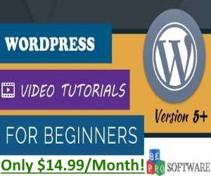 Learn WordPress, AWS, and related technologies with easy screencast video tutorials
